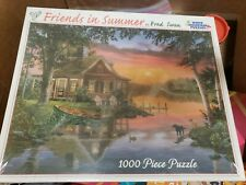 WHITE MOUNTAIN PUZZLE - FRIENDS OF SUMMER - new