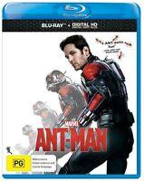 Ant-Man (Blu-ray, 2015)