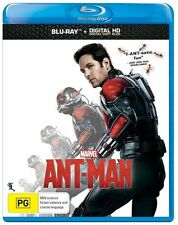 Ant-Man (Blu-ray, 2015)
