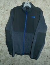 The North Face Denali Fleece FRONT ZIPPER Jacket-BOYS Size XL18-20-GREY
