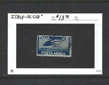 Italy - Sc C111