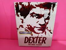 Dexter: The Eighth Season (The Final Season) (Blu-ray, 2013) NEW - B262