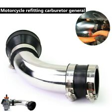 1*Reusable Air Intake Pipe Filter Motorcycle Refitting Carburetor General Parts