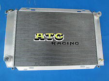 FOR 1979-1993 FORD MUSTANG GT / LX 5.0L V8 302 ALUMINUM RACING RADIATOR