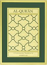 Al-Quran by Ali, Ahmed  New 9780691074993 Fast Free Shipping..