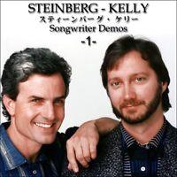 STEINBERG/KELLY 16 DEMOS CD Madonna,Amy Sky,Cyndi Lauper,Billy,Tom WESTCOAST AOR