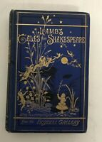 Tales from Shakespeare - Charles & Mary Lamb - First Edition Thus - 1876 - H/bck