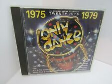 Various Artists : Only Dance: 1975-1979 CD