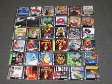 LOT of 36 Sony Playstation ps1 INSTRUCTION MANUALS ONLY