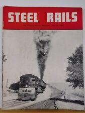 Steel Rails 1953 June 12 Mud Hen D&RGW