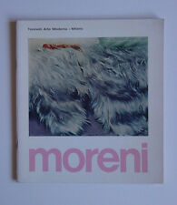 Mattia Moreni Toninelli 1972 Gruppo degli Otto Emilio Vedova Corpora Santomaso
