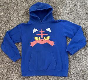 Just hoods, Pokemon Litten Hoodie, Boys XL 12-13