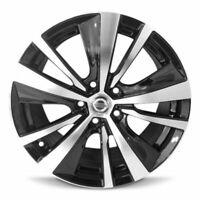 Aluminum Alloy Wheel Rim 17 Inch Fits 2019 Nissan Altima 5 Lug 114.3mm 10 Spokes