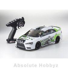 Kyosho EP Fazer VE Lancer ReadySet 1/10 Electric Touring Car w/Syncro 2.4GHz Rad