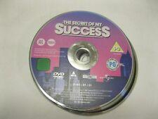 THE SECRET OF MY SUCCESS  starring MICHAEL J FOX {DVD}