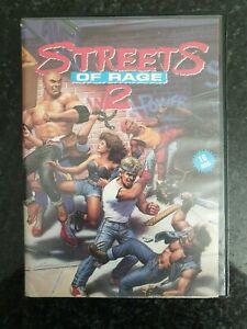 SEGA Megadrive - Streets Of Rage 2 Tested & Working