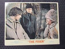 "1968 THE FIXER Original 14x11"" Lobby Card #2 VG- 3.5 Alan Bates"