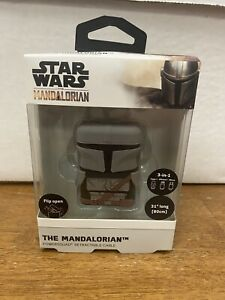 RARE! THE MANDALORIAN 3 IN ONE RETRACTABLE USB CABLE TYPE C IPHONE MICRO