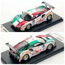 Véhicules miniatures multicolore pour Ferrari 1:43