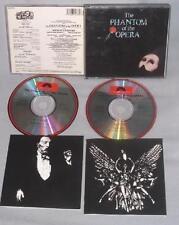 CD SOUNDTRACK Phantom of the Opera SARAH BRIGHTMAN MINT