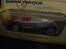 1/43 MERCEDES  340 K  340K  SPYDER  ROADSTER 1937 / MATCHBOX / RÉF. Y 20 / NEUVE