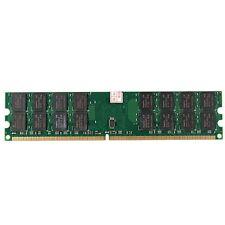 Neue 4GB Arbeitsspeicher RAM DDR2 800MHZ PC2-6400 240 Pin Desktop DIMM AMD M7F6