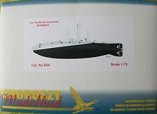 The First British Submarine HOLLAND I-Choroszy-1/72