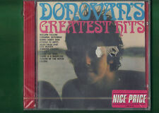 DONOVAN - GREATEST HITS  CD NUOVO SIGILLATO