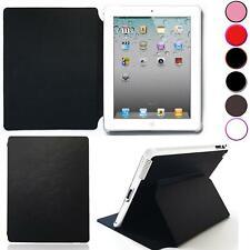 Smart Cover Apple iPad 2 3 4 Genaration 9.7 Flip Case 360° Tasche Schutz Hülle