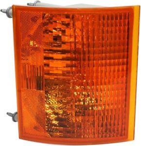 Turn Signal Light For 89-2003 Mack CH CH600 91-2007 CL Plastic Lens LH or RH