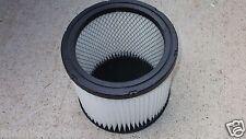 Genuine Hoover Wet & Dry Vacuum Cartridge Filter 43611009 S6631 6635 S6751 S6755