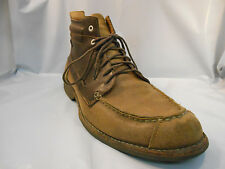 Timberland 73174 Earthkeepers Two Tone Brown City Ankle Boots Men's Size 10 M