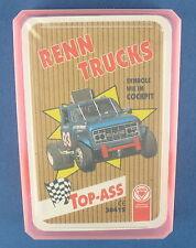 Cuarteto-Renn trucks-Top Ass-nº 30415-auto juego de cartas-nuevo en lámina