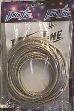 Halogen Seil Spannseil 4 qmm transparent isoliert 10 .#205