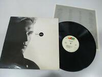 """MIGUEL BOSE XXX - LP 12"""" Vinilo WEA 2422601 G+/VG Ed España 1987"""
