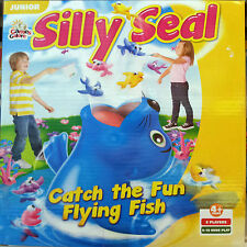 Silly Seal - Catch the Fun Flying Fish - Junior ** GREAT GIFT **