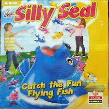 Silly Seal-catturare il divertimento Flying Fish-Junior ** GRANDE REGALO **