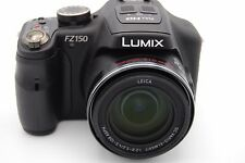 Panasonic Lumix DMC-FZ150 12MP 3'' SCREEN 24X DIGITAL CAMERA