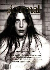 THE JOURNAL #27 JAMIE BOCHERT Dash Snow JONATHAN MEESE Walter Pfeiffer @MINT@