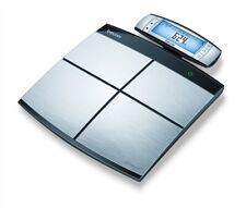 Beurer BF 105 BodyComplete diagnostic bathroom scale 3-YEAR GUARANTEE