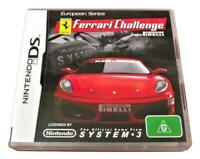 Ferrari Challenge DS 2DS 3DS Game *Complete*
