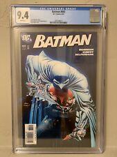 DC Batman #665 CGC 9.4 NM Grant Morrison Kubert