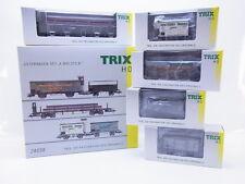 """Verano 964 bonito Trix h0 24098 vagones-set """"K. Bay. STS. B."""" para Märklin ac I. OVP"""