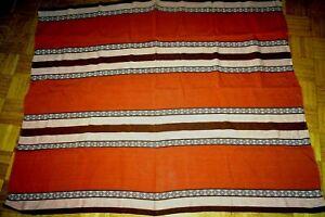 African Style Decke f. Tisch Bank Sofa starke Web-Qualität 125x160cm Ethnolook