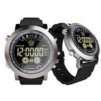 LEMFO Montre connectée pour Homme Smartwatch Bracelet Intelligente Sport Cardio