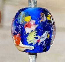 Authentic Trollbeads Deep Ocean Bead #TGLBE-00160