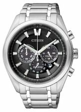 Citizen Herrenuhr Eco-Drive Super Titan Chrono CA4010-58E