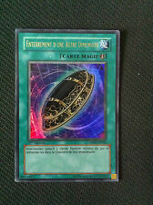 YUGIOH ENTERREMENT D'UNE AUTRE DIMENSION DP03-FR026