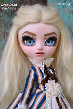 Custom Pullip Doll - Authentic Pullip - Katarina - OOAK  by Drop Dead Fashions