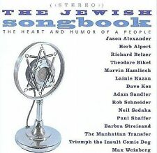 New: THE JEWISH SONGBOOK - The Heart and Humor of a People Various Artists CD
